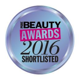 StylPro is shortlisted in the Pure Beauty Awards 2016