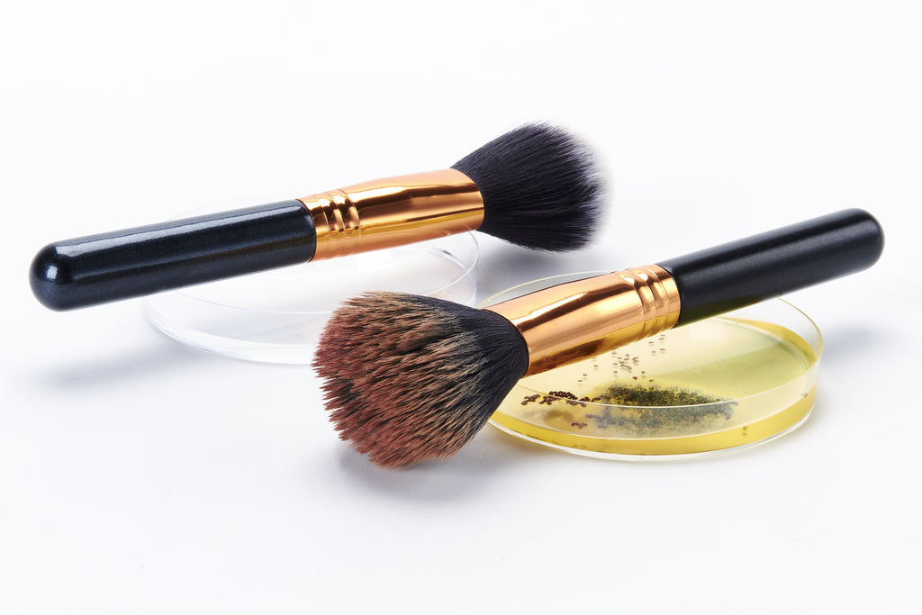 Are your brushes carrying a dirty little secret?