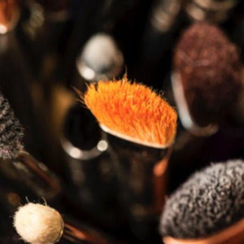 Why it's important to clean new makeup brushes