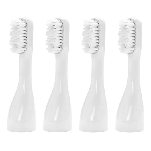 STYLSMILE Firm Replacement Toothbrush Head 4 pack
