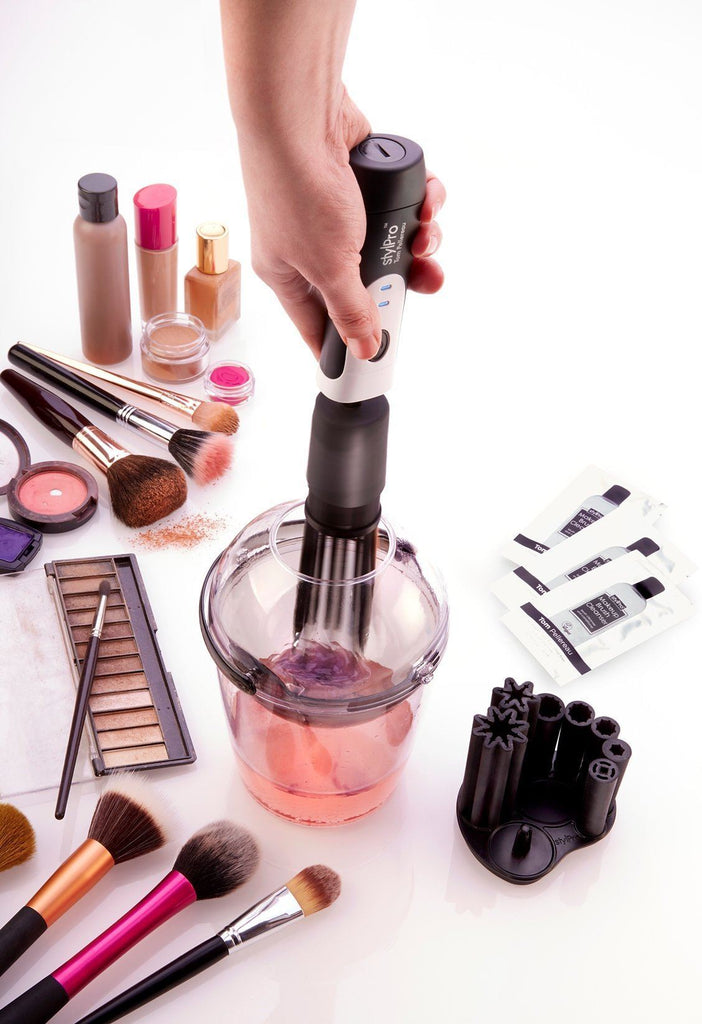 StylPro Expert Makeup Brush Cleaner and Dryer - Styl by ...