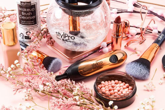 StylPro Rose Gold Gift Set