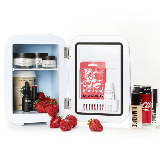 Stylpro Silver Beauty Fridge
