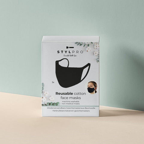 Reusable Cotton Face Masks- Available to pre order now!