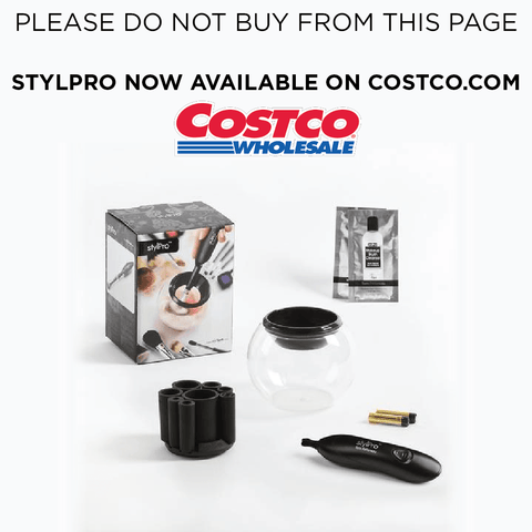 STYLPRO NOW AVAILABLE on www.COSTCO.com USA customers ONLY $29.99