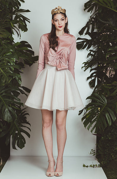 Blusa MOULIN FADE PINK