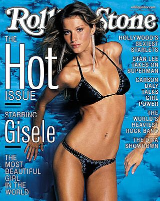 1999 when the rolling stone magazine named the young girls as the one of the most beautiful faces around the world.