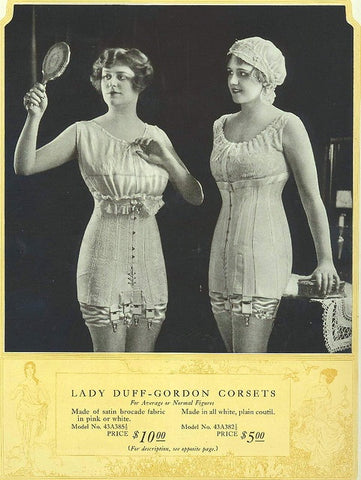 The Decline of the Corset