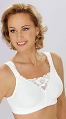 Plus size bra with beautiful decorative lace - MyBraOutlet - 2