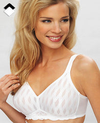 Molded decorative soft cup bra - MyBraOutlet - 1