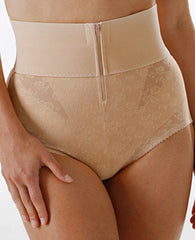 Plus size high waist shaping pantie girdle - MyBraOutlet - 1