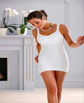 Comfortable and luxurious soft cup slimming body shaper