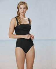 Elegant slimming swimsuit - MyBraOutlet - 2
