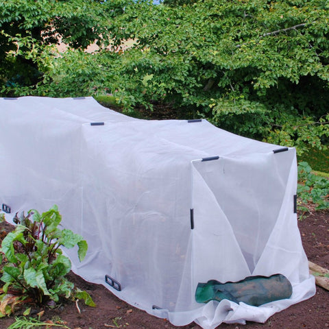 Vegetable Frame for supporting Garden Insect netting & Fleece - Wondermesh