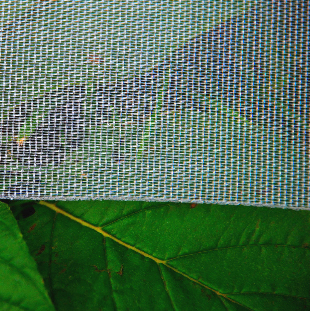 Extra-Fine Insect Netting (0.3mm mesh size) - Wondermesh