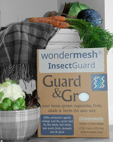 BUY 10 Large Frames with 4 Packets of Clips & Get 1 InsectGuard 1/2 price SAVING £25.91!
