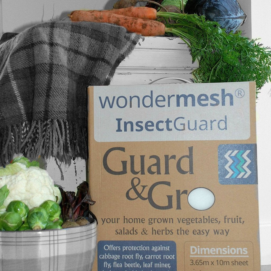 InsectGuard medium 0.8mm mesh insect net cheap insect netting Wondermesh