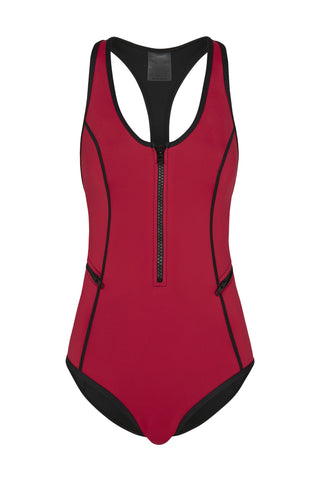 Oasis T-back one piece duskii
