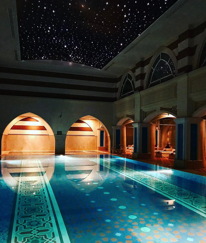 Talise Spa, Dubai UAE