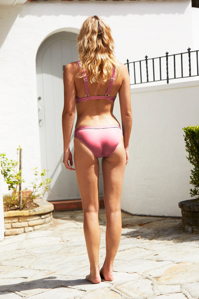Hamptons Bikini Bottoms | Watermelon