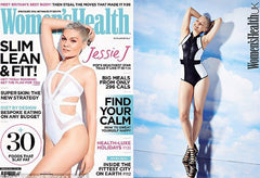 Jessie J | @jessiej | Womens Health Cover UK | March 2016