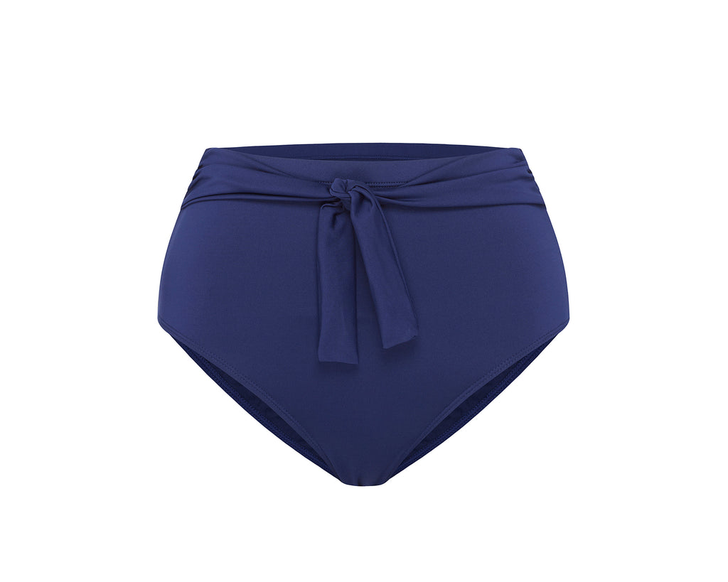 Sahara High Waisted Pant | Blueberry