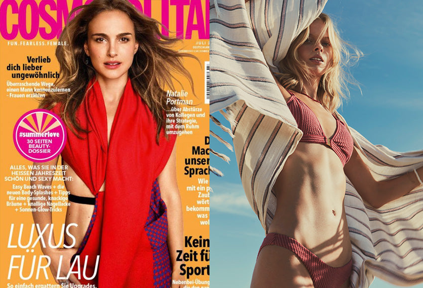 Cosmopolitan Germany | @cosmopolitan_de | June 2019