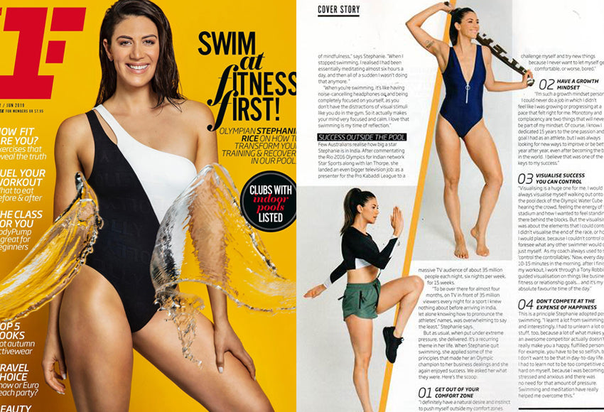 Fitness First Magazine | @fitnessfirstmag | June 2019