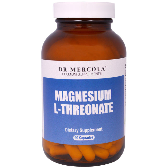 Magnesium L-Threonate, Dr. Mercola
