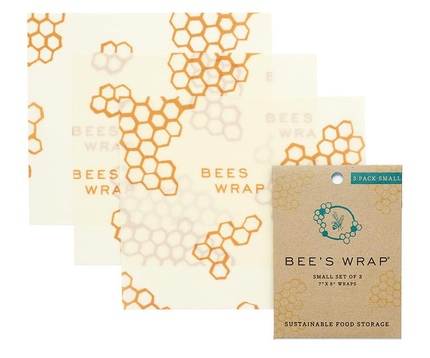 Bee's Wrap 3-pakke Small