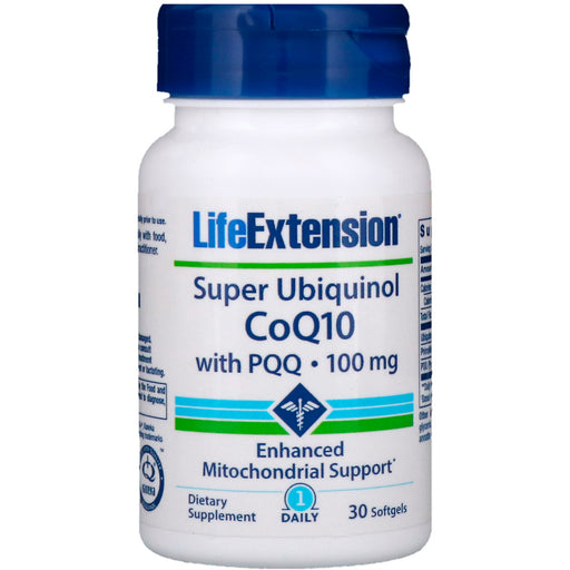 Super Ubiquinol CoQ10 with PQQ and Shilajit
