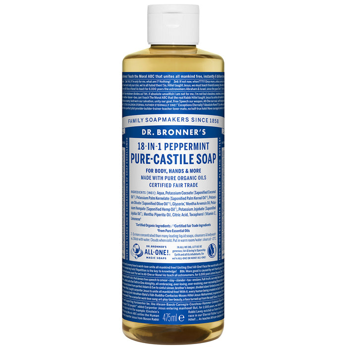 Magic Soap, Dr. Bronner