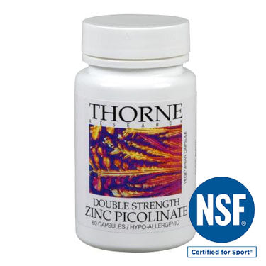 Zinc Picolinate - Double Strength, Thorne Research