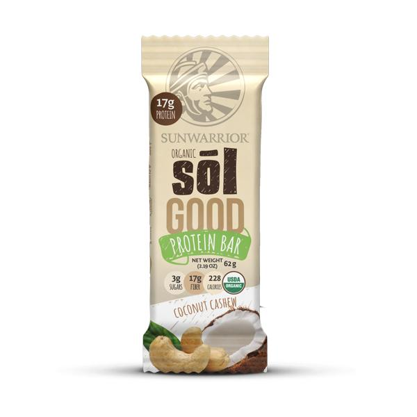 Sol Good Bars Sunwarrior