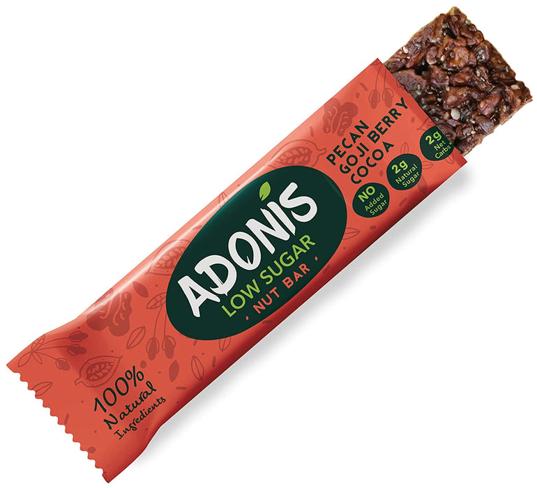 Adonis Bar (Low Sugar