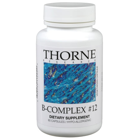 B-Complex #12, Thorne Research