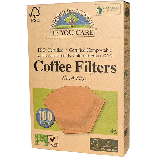 Kaffefilter, If You Care