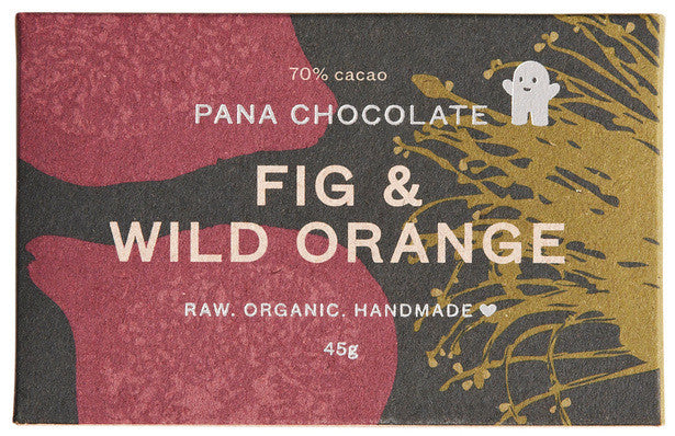 Fig & Wild Orange, Pana Chocolate