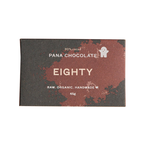 Eighty (80%), Pana Chocolate