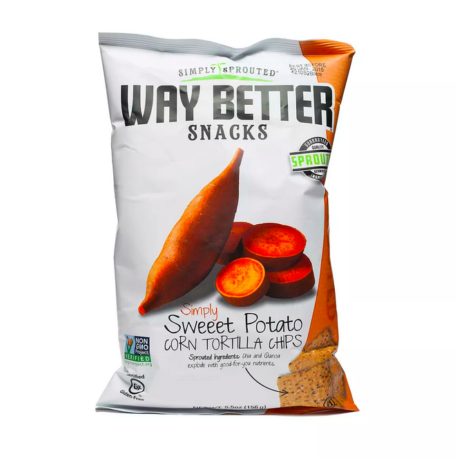 Sweet Potato, Way Better