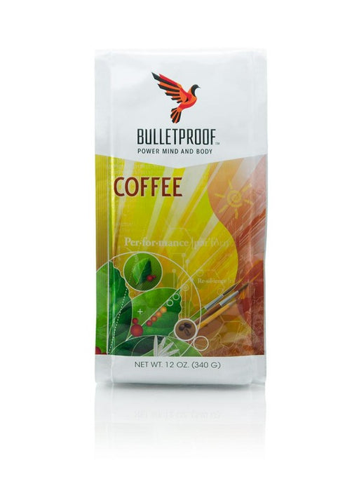 Bulletproof Upgraded Coffee (Malte Bønner) 340g