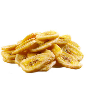 Ristede Bananchips