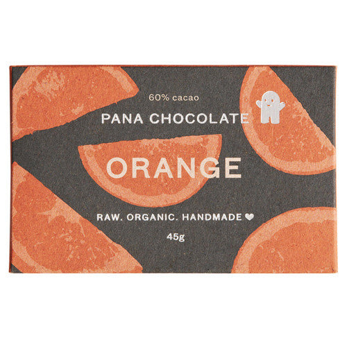Orange, Pana Chocolate