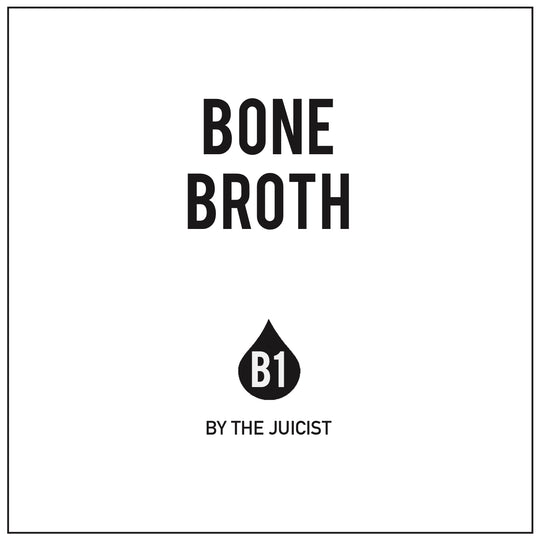 INTRODUCING OUR NEW LINE OF BONE BROTHS