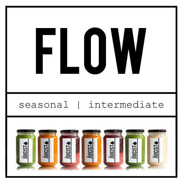 The FLOW Cleanse - Intermediate Kit