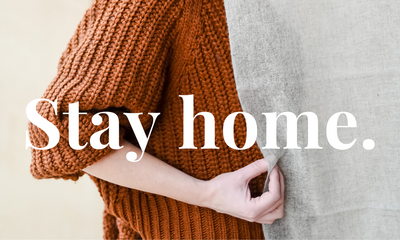 Stay Home | Now is the time to read.