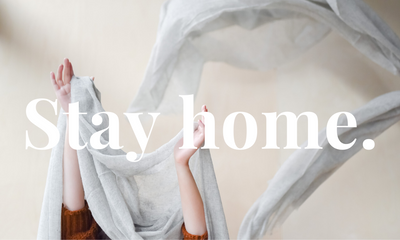 Stay Home | Now is the time to listen.
