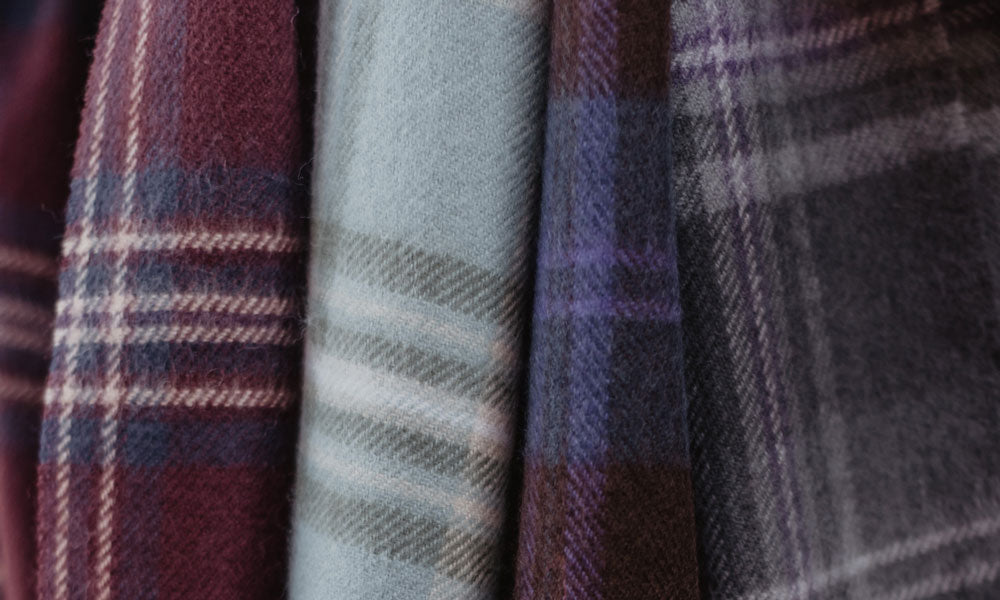 Introducing the Persevere Tartan
