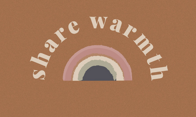 Stay Home | Share Warmth.