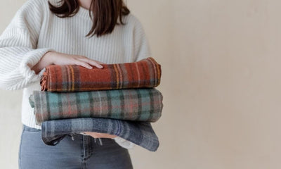 Say Hello to New Arrival Recycled Wool Blankets!